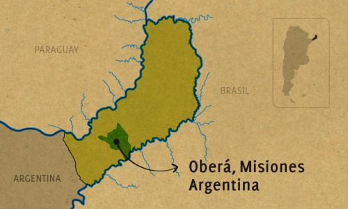 Mapa Misiones Home
